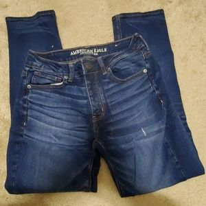 Like New American Eagle Jeans